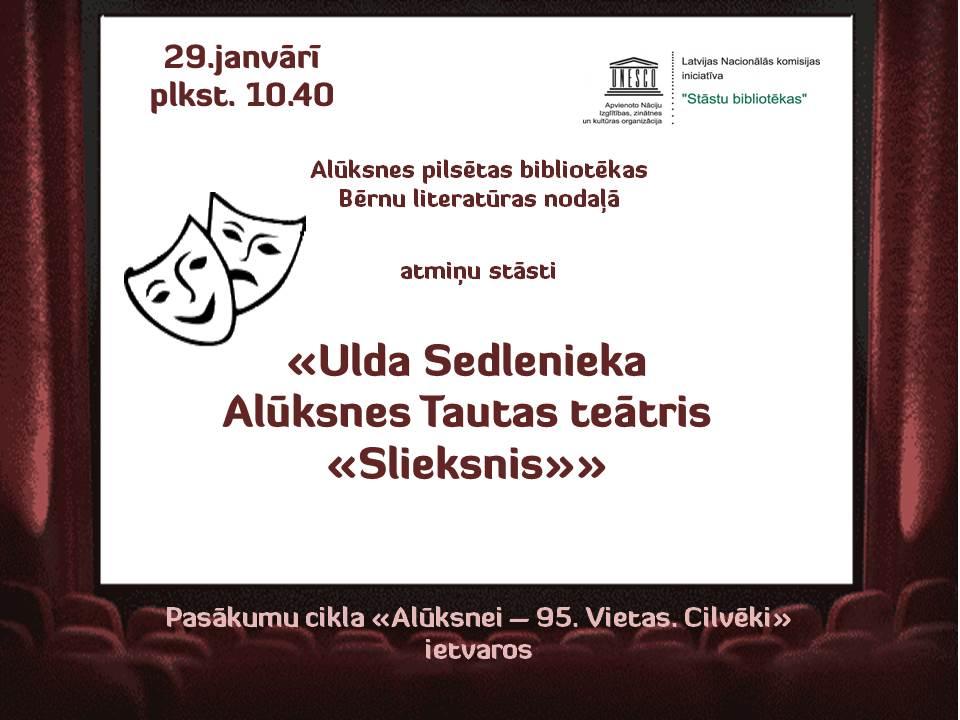 Sliesnis_29.01._afisa