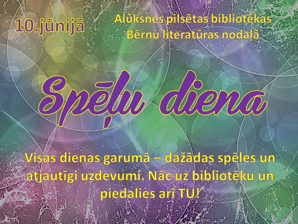Spelu_diena